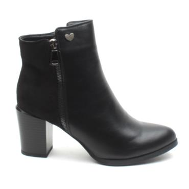SUSST KENZIE 9 ANKLE BOOT - Black