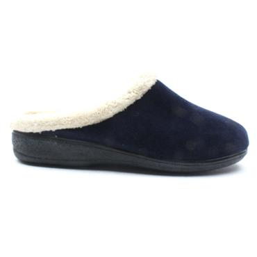 LUNAR KLA036DORIS SLIPPER MULE - BLUE