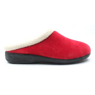 LUNAR LADIES KLA036DORIS SLIPPER - RED