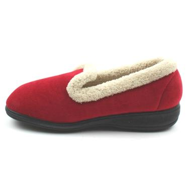 LUNAR KLA037CHIQUE LADIES SLIPPER - RED