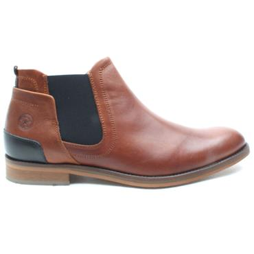 ESCAPE LENNY GUSSET BOOT - TAN
