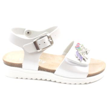 LELLI KELLY LK1500 SANDAL - WHITE