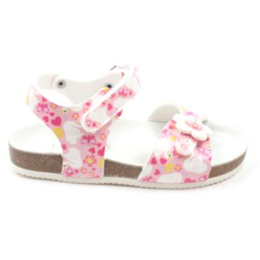 LELLI KELLY SANDAL LK4581 - WHITE MULTI
