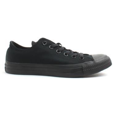 CONVERSE SHOE M5039 - BLACK/BLACK