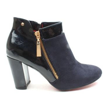 KATE APPLEBY MALTBY BOOT - NAVY