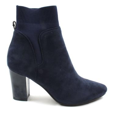 ZANNI&CO MANARA ANKLE BOOT - NAVY