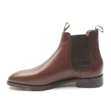 BARKER MANSFIELD BOOT - BROWN