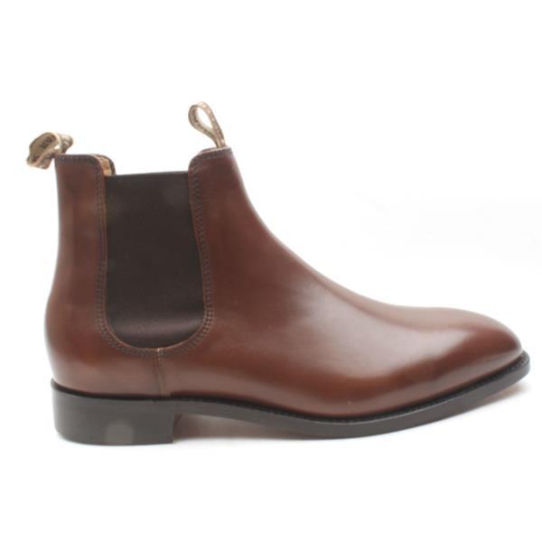 e71e3651f01 Barker Mansfield Boot - Brown