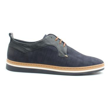 POPE MAYFIELD LACED SHOE - BLUE
