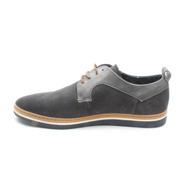 POPE MAYFIELD LACED SHOE - GREY
