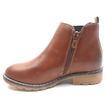 MORGAN BOYS MGN0672  BOOT - TAN