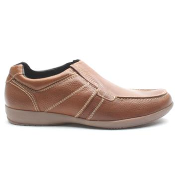 MORGAN  MGN0750 SLIP ON SHOE - TAN
