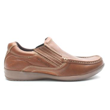 MORGAN MGN0752 SLIP ON SHOE - TAN