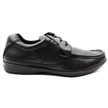 MORGAN MGN0754 LACED SHOE - Black