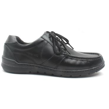 MORGAN MGN0764 LACED SHOE - Black