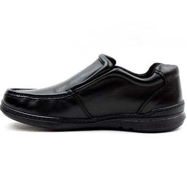 MORGAN MGN0774 SLIP ON SHOE - Black