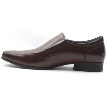 MORGAN MGN0818 SLIP ON SHOE - COFFEE