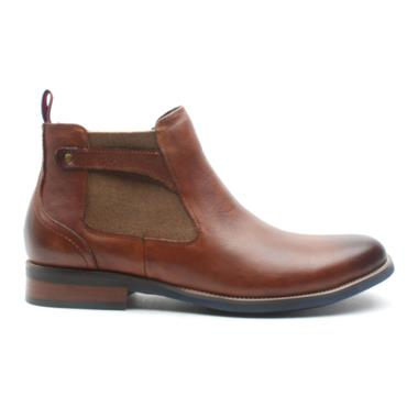 MORGAN MGN0822 CHELSEA BOOT - TAN