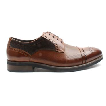 MORGAN MGN0912 SHOE - TAN