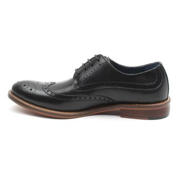 MORGAN MGN0952 LACED SHOE - Black