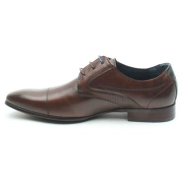 MORGAN MGN0964 LACED SHOE - BROWN