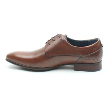 MORGAN MGN0970 LACED SHOE - TAN