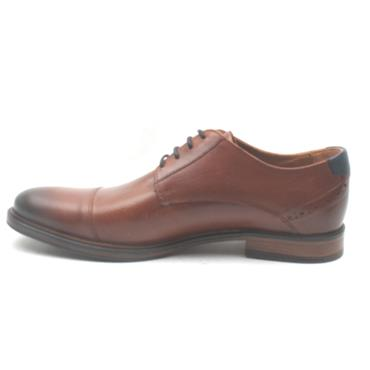 MORGAN MGN1020 LACED SHOE - TAN