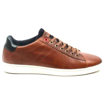 MORGAN MGN1024 LACED SHOE - TAN