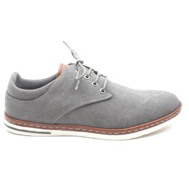 MORGAN MGN1044 LACED SHOE - GREY
