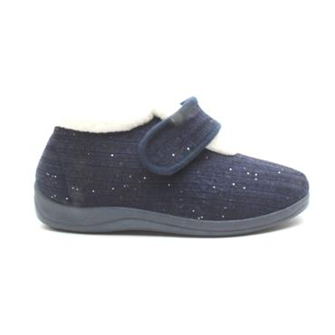 KYLEBAY MINDY SLIPPER - NAVY