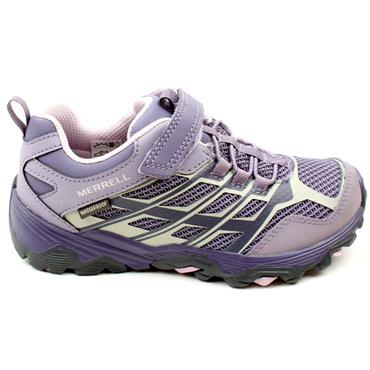 MERRELL MK164180 MOAB JUNIOR SHOE - PURPLE