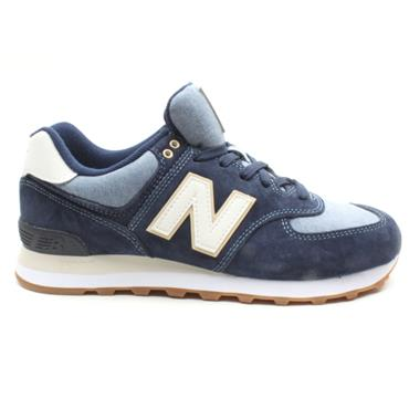 NEW BALANCE ML574SNJ - NAVY MULTI