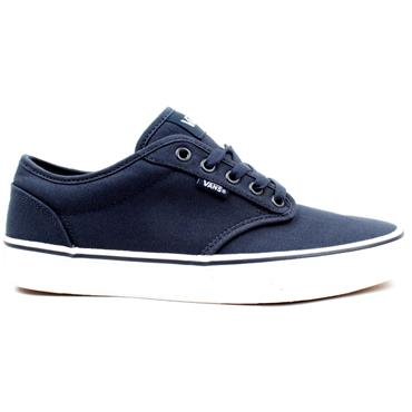 VANS MNATWOOD LACED SHOE - NAVY/WHITE