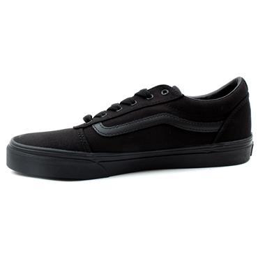 VANS MN WARD LACED SHOE - BLACK/BLACK