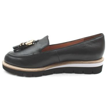 BOURBON AMY HUBERMAN SHOE MONSTERINLAW - Black