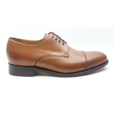 BARKERS MORDEN LACED SHOE - Tan