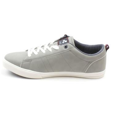 LLOYD AND PRYCE LACED SHOE - GREY