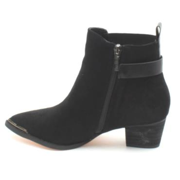 UNA HEALY MOVE ANKLE BOOT - Black