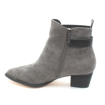 UNA HEALY MOVE ANKLE BOOT - GREY