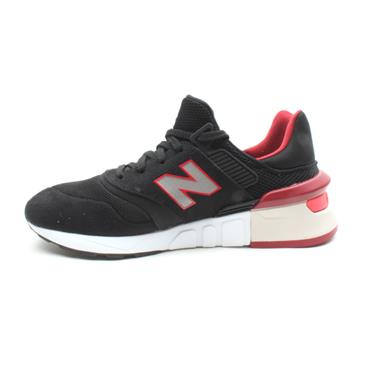 MENS NEW BALANCE MS997RD - BLACK/RED