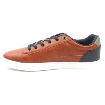LLOYD AND PRYCE MULDOON LACED SHOE - TAN
