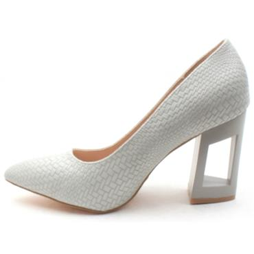 UNA HEALY ONE STRIKE COURT SHOE - GREY