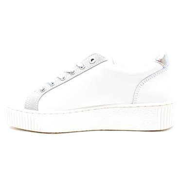 AMY HUBERMAN BY BOURBON ONLY YOU SHOE - WHITE