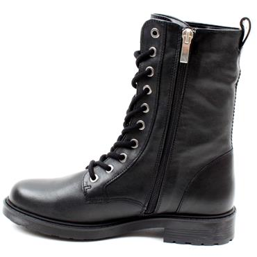 CLARKS ORINOCO2 STYLE LACED BOOT - BLACK D