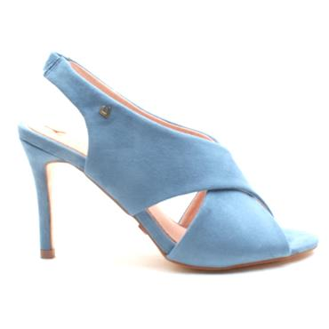 UNA HEALY OUR TOWN SANDAL - BLUE