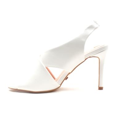 UNA HEALY OUR TOWN SANDAL - WHITE