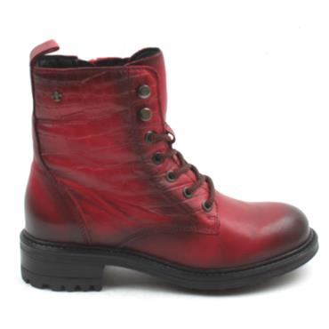 AMY HUBERMAN BOOT PATERSON - RED