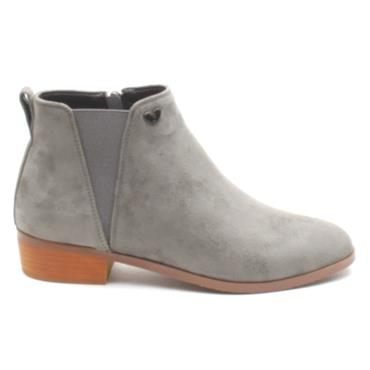 SUSST PATSY 9 ANKLE BOOT - GREY
