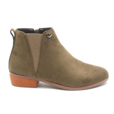SUSST PATSY 9 ANKLE BOOT - KHAKI