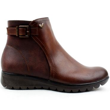 SUSST PEREZ 21 BOOTS - BROWN